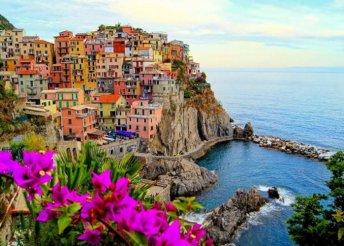 Nyaralás az olasz-francia Riviérán – 8 nap