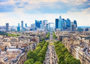 Párizsi románc – 3 nap kettesben