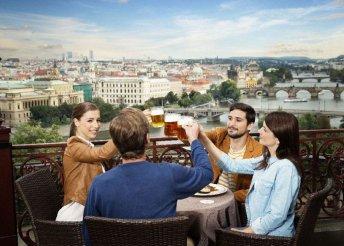 Sörözz egy jót Prágában - városnézés