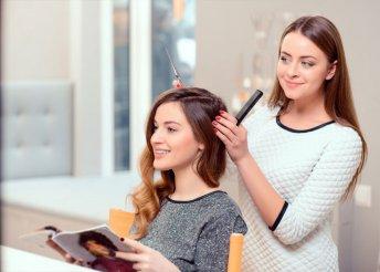 Fejmasszázs és hajvágás a Yes! Hair Szalonban