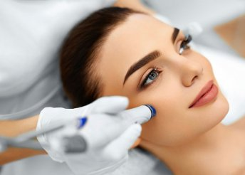 Mikrodermabráziós kezelés ultrahanggal