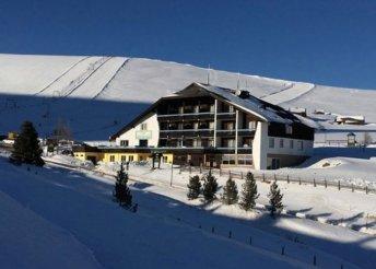 Síeljetek az Alpokban - 6 nap pályaszálláson