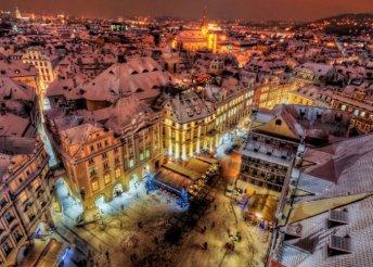 Tölts egy kellemes adventi hétvégét Prágában