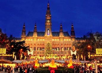 Utazz el a sokszínű Bécsbe és Schönbrunnba