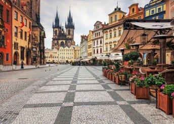 Járjátok be a csodaszép Prágát - 3 nap 2 főnek