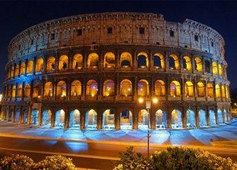 Látogassatok el Rómába, a Hotel Tre Stelle-be