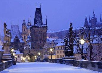 Akár 4 nap Prágában, a Le Petit Hotel***-ben