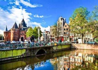 Látogassatok el Amszterdamba – 3 vagy 4 nap