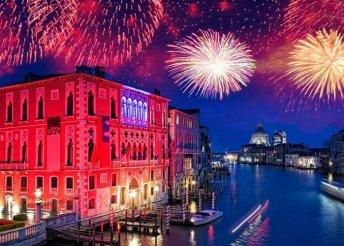 Szilveszterezz a világhírű Velencében