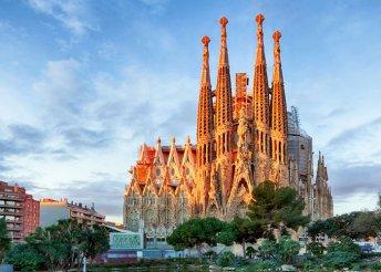 Irány Barcelona! 4 nap 2 főnek reggelivel