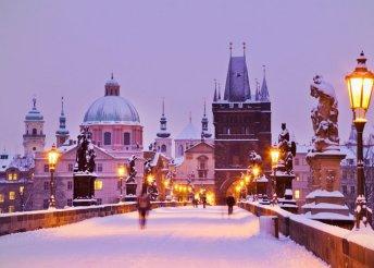 Vakációzzatok Prágában – 3 vagy 4 nap 2 főnek