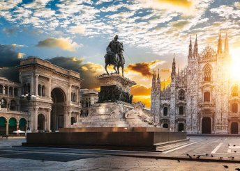 Feltöltődés a Hotel Ibis Milano Ca' Granda***-ban