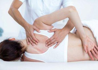 60 perces csontkovácsolás állapotodtól függően
