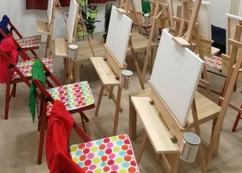 Légy kreatív - élményfestészet kisgyermekeddel