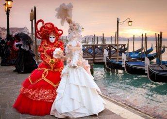 Utazz el Velencébe, a világhírű karneválra