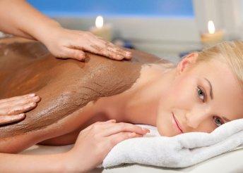 Lazíts csokis masszázzsal és wellness-szel