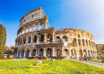 Kellemes vakáció Rómában, a Hotel Kriss***-ben