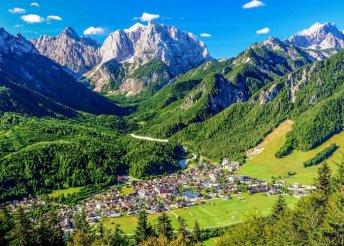 3 vagy 4 nap a festői szlovén hegyekben, félpanzióval 2 főnek
