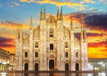 4 nap a csillogó Milánóban, 3*-os hotelben és repülőjegy 2 főnek