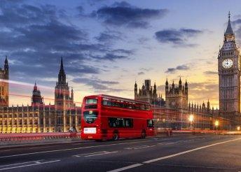 4 napos barangolás Londonban