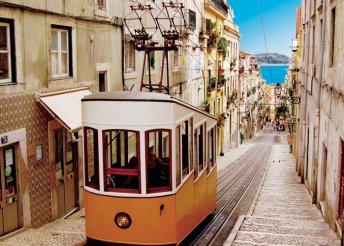 4 napos városnézés Lisszabonban