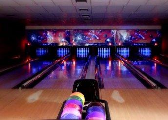 2 óra bowlingozás 6 főre a Dunakavicsban