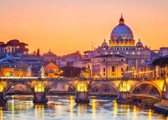 Húsvéti hétvége a Hotel Oly****-ban, Rómában 2 főnek