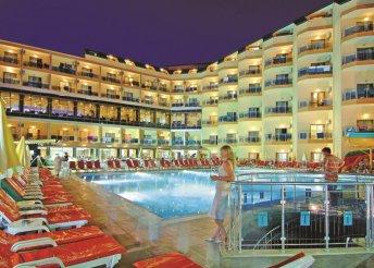 Főúri lazítás a Nox Inn Beach Resort & Spa*****-ban, a török Riviérán