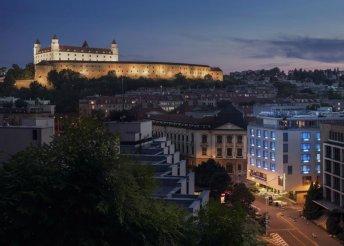 Luxus és wellness Pozsonyban, 4-csillagos hotelben