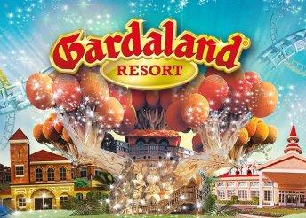 Élményekkel teli nap a Gardalandban - utazás