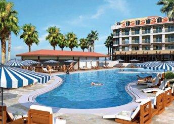 Luxusüdülés 5*-os szállodában teljes ellátással, repülőjeggyel 8 napon át
