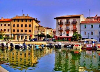 Buszos kirándulás az olaszországi Gradóba