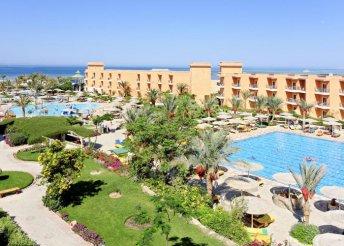 Egyhetes egyiptomi, 4*-os üdülés teljes ellátással és repülőjeggyel