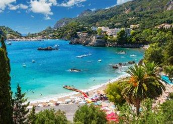 Júniusi vakáció Görögországban, Korfun