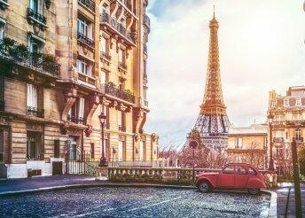 Séta Párizsban, az elegancia városában