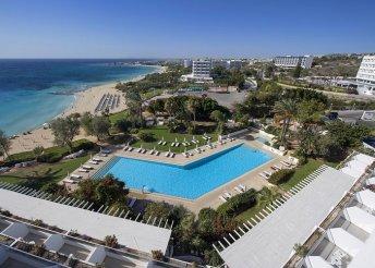 Felhőtlen, 4*-os lazítás Cipruson 2 főnek – 8 nap félpanzióval és repülőjeggyel