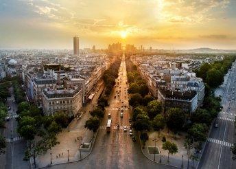 Párizsi kikapcsolódás kettesben, 3*-os szállással, reggelivel és repülős utazással