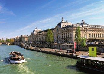 3 gyönyörű nap Párizsban, 4*-os hotelben, repülőjeggyel 2 főnek