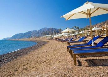 Egyiptomi hosszú hétvége 4*-os hotelben 2 főnek, félpanzióval és repülőjeggyel