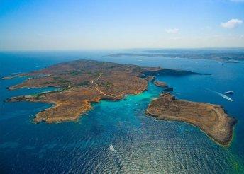 Ötcsillagos luxus vakáció Málta szigetén