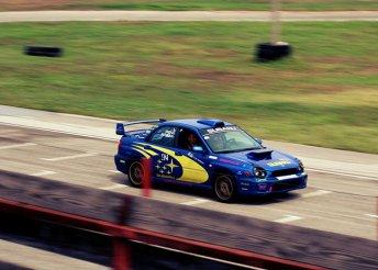 Vezess 350 lóerős Subaru Imprezát, akár 12 körön át