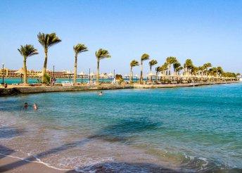 Mesés strandok és vendégszeretet Egyiptomban