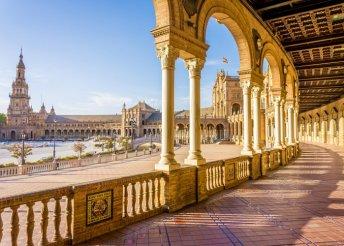 Ragyogó élmény Spanyolországban - Nagykörút utazással, szállással, félpanziós ellátással 2 személy részére