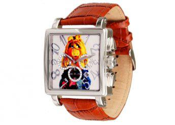 Disney Chrono Miss Piggy Muppets9656 Chrono Silver karóra