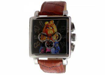 Disney Chrono Miss Piggy 9658 gyerek karóra
