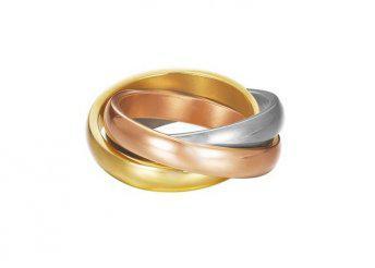Esprit Ring ESRG12477A160 ékszer