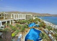 Prémium nyaralás az Intercontinental*****-ban, Jordániában, félpanzióval és repülőjeggyel