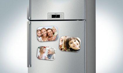Egyedi fényképes hűtőmágnes