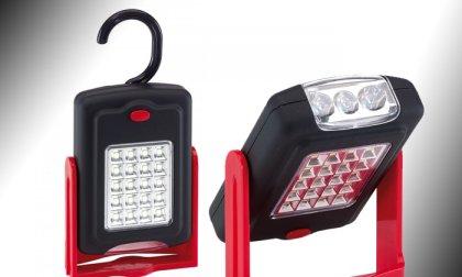 Workshop LED-es lámpa