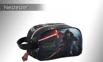 Látványos Star Wars-os táskák és tartók